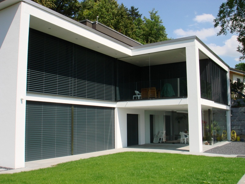 Architekt wil architekt schweiz architekt for Moderne architektur villa